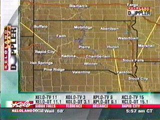 11 KELO (CBS) Sioux Falls / KDLO / KPLO / KCLO